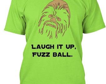 Laugh it Up, Fuzz Ball