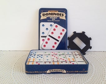 Domino Game - Dominoes - Domino - Family Game - Gift for kids - Dominoes game
