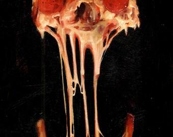 Pizza or Die Prints
