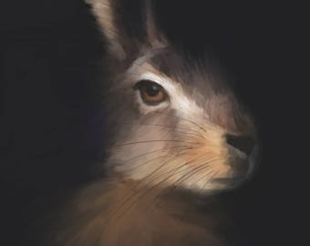 The Hare #1