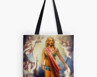 UNAUTHORIZED MEDIA - Our Lady of Kentwood 2 - Totebag (3 Sizes Available!)