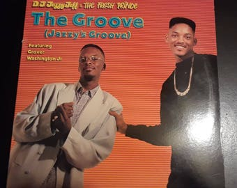 DJ Jazzy Jeff and The Fresh Prince The Groove Vinyl