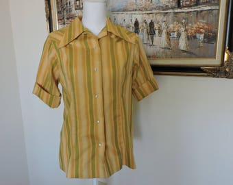 Western Womens Blouse Size Large