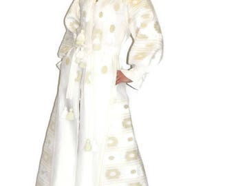 Ukrainian Vyshyvanka Dress Custom Boho Dresses Kaftan Dubai Dress Ukraine Embroidery Long Vishivanka Long Ethnic Ukrainian Dresses