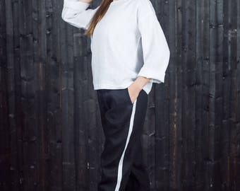 Linen Tunic.