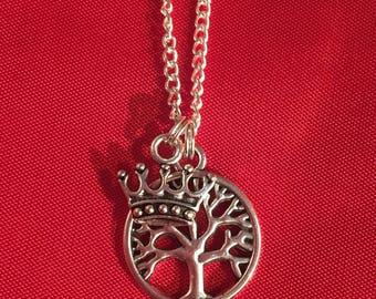 Once Upon A Time OUAT Custom Charm Necklace Characters Ships Emma Swan Regina