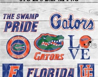 university of Florida svg,team,logo,svg,png,eps,dxf,files for cricut,silhouette,collegiate,ncaa,banner,shirt,Gators,decal,vinyl,football svg