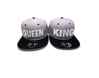 KING/QUEEN SNAPBACK
