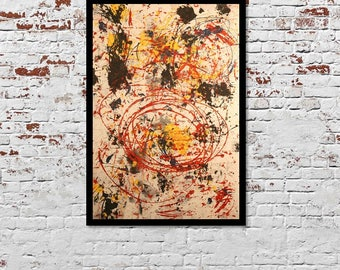Original Framed Art Print by Nick CONNER collection 1C