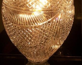 Waterford Crystal Trophy lamp