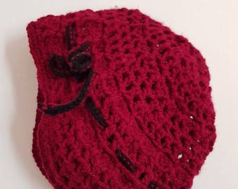 Charleston Beanie. Woman