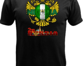 Nigeria World Cup Russia 2018 Eagle