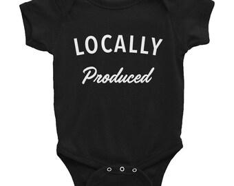 LOCALLY PRODUCED - Infant Bodysuit Onesie