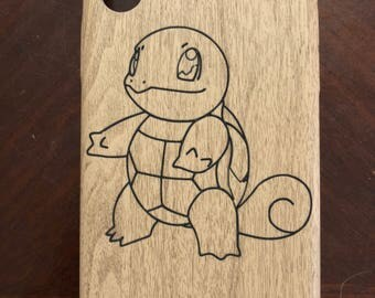 Squirtle Pokemon Case For iPhone X