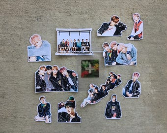BTS You Never Walk Alone Stickers
