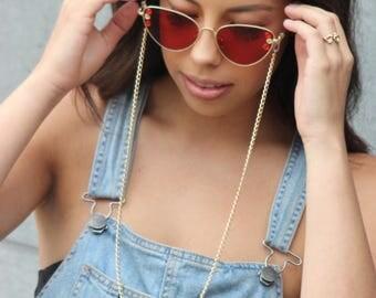 Grandma's sunglasses chain