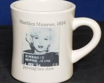 Marilyn Monroe Outlaw Mug