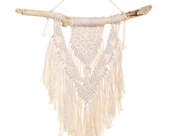 Cotton Macrame Wall Hanging