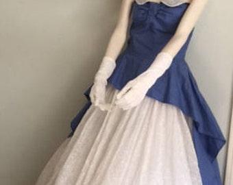 Antique Formal Dress