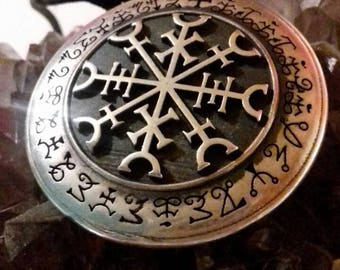 The Helm of Awe, A powerful protective symbol