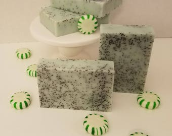 Eucalyptus & Spearmint* Bar Soap