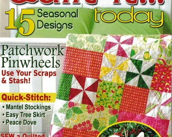 Quilt-It Today - November/December 2013 Issue