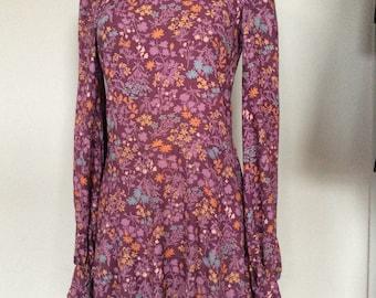 Biba Vintage Mini Dress