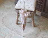 Dolls House Miniature Vintage Parasol in 12th scale