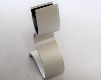 Sign Holder - Silver Wedding Sign Stand - Wedding Reception Sign Holder - Table Number Holder, H01