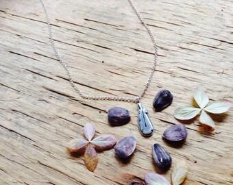 Soul Friend Feather Necklace