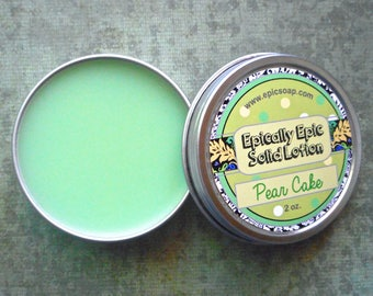 Pear Cake Many Purpose Solid Lotion - Limited Edition It's Still Summer Scent