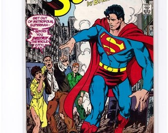 Issue #10 SUPERMAN Comic Book