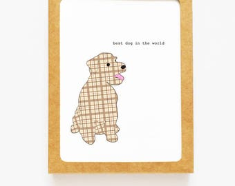 Wheaten Terrier Boxed Notes
