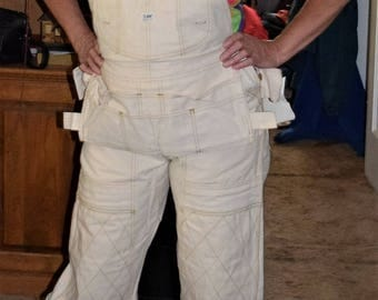 Union Made LEE Craftsman's Carpenter Overalls - Deadstock - New with Label