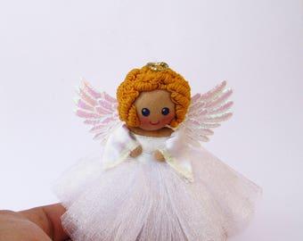 Christmas tree angel | Etsy