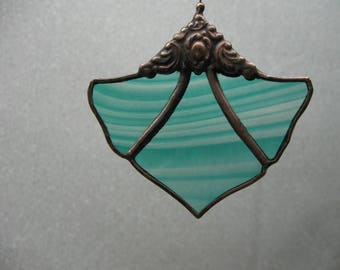 Stained Glass Ceiling Fan Pull