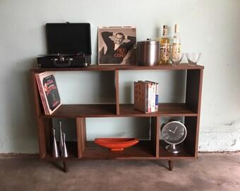 MID CENTURY MODERN Custom Bookshelf (Los Angeles)