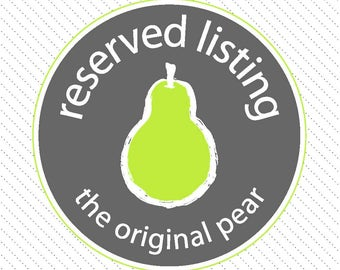 RESERVED listing for zerlinawong8