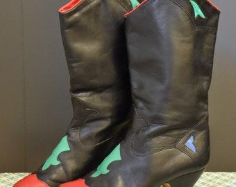 Rockstar cowgirl boots