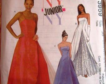 Prom dress pattern   Etsy