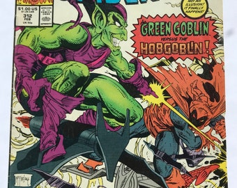 Amazing Spider-man 312 (Todd McFarlane / VF / 1988)