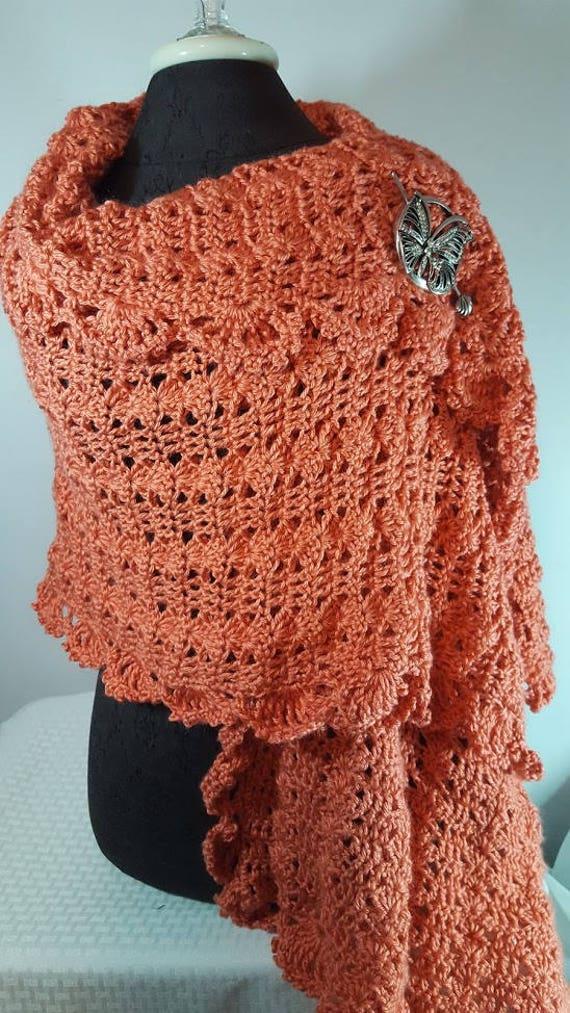 Mother's Day shawl, wedding shawl, bridesmaid shawl, wedding attire, crochet shawl, handmade crochet shawl wrap, crochet stole