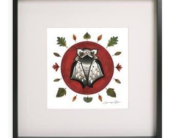 Autumn - Archival Giclee Print