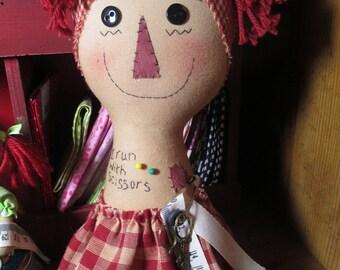 Large Annie pinkeep