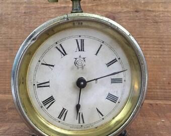 Antique Waterbury Peg Leg Clock - 1878 Waterbury Clock