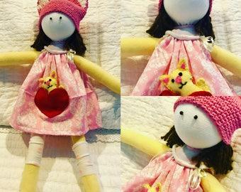 Dani Cat Doll