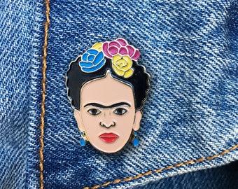 Artista de Mexico Soft Enamel Pin, Jewelry, Art, Artist, Stocking Stuffer, Gift (PIN7)