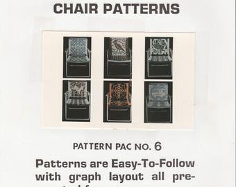 Six Unique Macrame Chair Patterns Pac 6