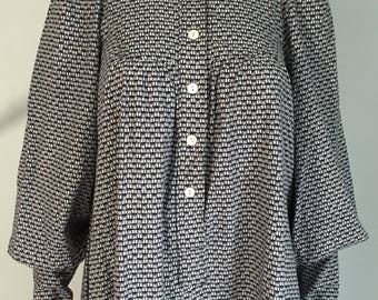 Early Laura Ashley Made in Wales Dress