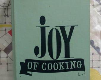 Vintage Joy of Cooking Cookbook 1972, Rombauer